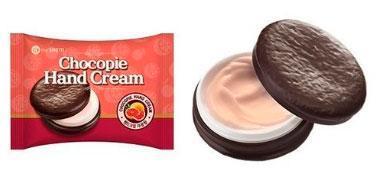 Крем для рук з маслами The Saem Chocopie Hand Cream Grapefruit 35 мл