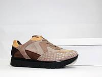 Женские кроссовки сникеры Semler оригинал натуральная кожа замша 38,5, фото 1