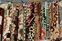 Акриловое плед-одеяло Евро размера разные расцветки