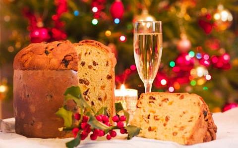 Новогодний панетон Balocco 1 кг купить в Киеве, Одессе, Харькове, Николаеве, Новотроицке по выгодной цене