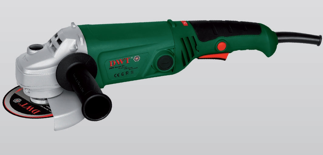 Угловая шлифовальная машина - болгарка DWT WS13 180 D