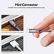 Оригінальний кабель TOPK AN09 Micro-USB Quick Charge 2.4 A швидка зарядка Gold (CT0109110910), фото 2