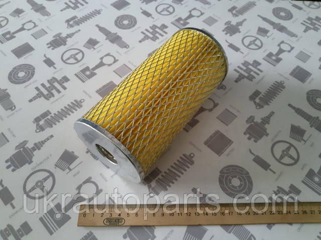Фильтр масляный ГАЗ 53 3307 элемент (в метал.сетке) (Украина) (53-1012040А (УКР))