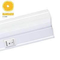 Мебельный светодиодный светильник 90см Feron AL 5042 9W (подсветка на кухню)