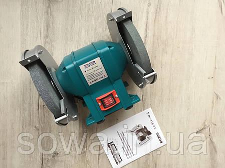 ✔️ Точило Euro Craft BG 205  |  200мм, 1800 Вт, фото 2