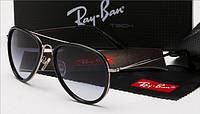 Очки Ray-Ban 4176 авиаторы черный