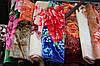 Плед-одеяло акриловое Евро размера красные цветы