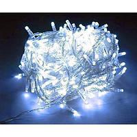 Гирлянда 100LED (СП) 9м Белый (RD-7139), Новогодняя светодиодная гирлянда, Праздничная гирлянда на новый год