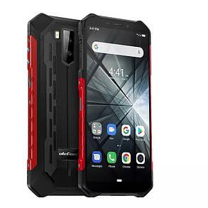 Ulefone Armor X5 RED NFC 3/32GB 5000 мА·ч IP69 НОВИНОЧКА!!!, фото 2