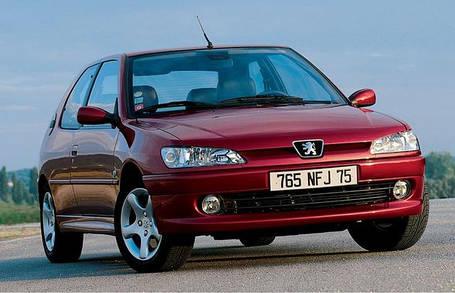 Peugeot 306 1993—2002г.в.