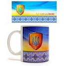 Кружка в подарок Украина щит