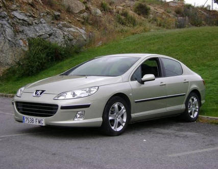 Peugeot 407 2004-2010г.в.