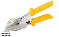 Ножницы для резки пластиковых профилей, длина 215 мм
