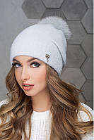 Женская шапка Брэнда, фото 1