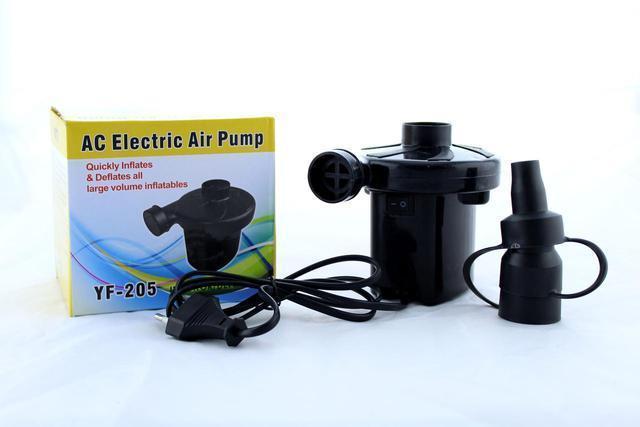 Компрессор Air Pomp 205 220v для матрасов, Многофункциональный насос, Насос для надувной мебели, лодок