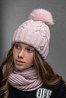 "Женская шапка ""Бэкки"", фото 1"