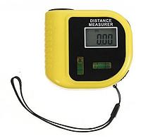 Лазерная линейка CP 3010, Лазерный измеритель, Дальномер электронный, Электронная рулетка, Лазерный дальномер
