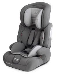 Автокресло KinderKraft Comfort Up Grey