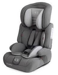 Автокрісло KinderKraft Comfort Up Grey