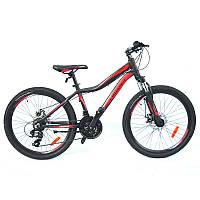 """Горный велосипед для подростка Crosser Stream 24"""" ( 14 рама)"""