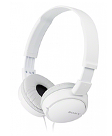 Дротові навушники Sony MDR-ZX110-white