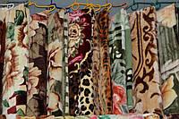 Акриловое плед-одеяло Евро размер - разные окрасы