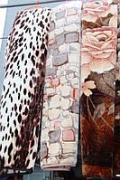Акриловое плед-одеяло Евро стандарта разные