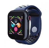 СМАРТ ЧАСЫ Умные часы Smart Watch Z6S Blue Дисплей: 1,54-дюймовый ЛЮКС КОПИЯ