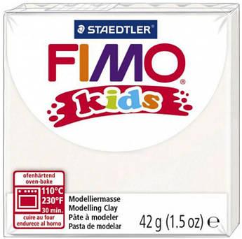 Пластика Fimo kids, Белая, 42г, Fimo