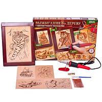 """Набор для творчества 5040 """"Выжигание по дереву"""", развивающая игрушка, подарок ребенку"""