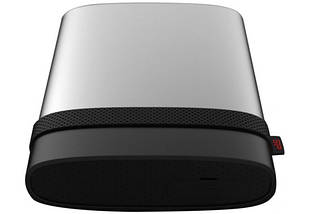 "Внешний жесткий диск 4 Тб Silicon Power Armor A85, Silver/Black, 2.5"", USB 3.1 (SP040TBPHDA85S3S), фото 3"