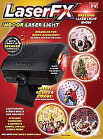 Новогодний домашний проектор Laser FX