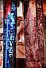 Плед ковдру двостороннє акрилове Євро розміру різні окраси