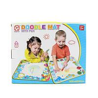 Коврик для рисования водой LT2973, развивающая игрушка, подарок ребенку