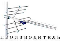 ТВ-антенна ENERGY Flagman T2 0,7 F коннектор с усилителем