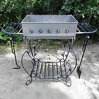 Мангал кованый (сталь 4мм)