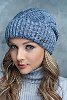"""Женская шапка """"Мокко"""", фото 1"""
