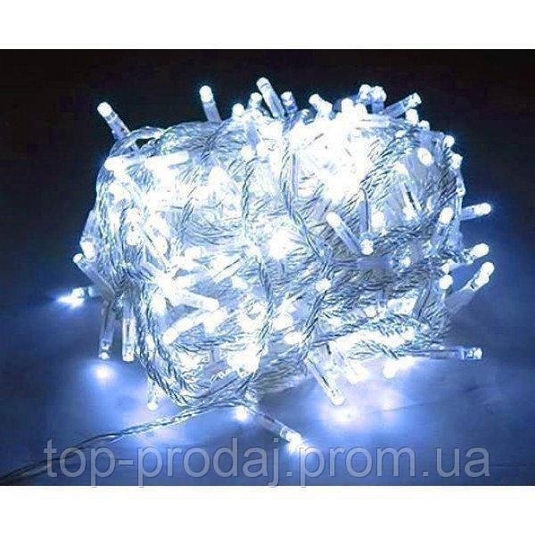 Гирлянда 200LED (СП) 18м Белый (RD-7142), Праздничное освещение, Гирлянда на новый год, Гирлянда светодиодная