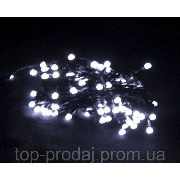 Гирлянда 200LED (ЧП) 18м Белый (RD-7131), Новогодняя светодиодная гирлянда, Праздничная гирлянда