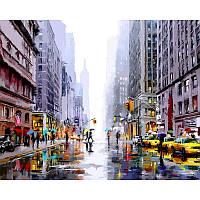 Картина по номерам Зима в Нью-Йорке 40 х 50 см (с коробкой), фото 1