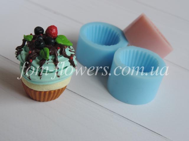 Силиконовые молды (формы) для полимерной глины, холодного фарфора и мастики.
