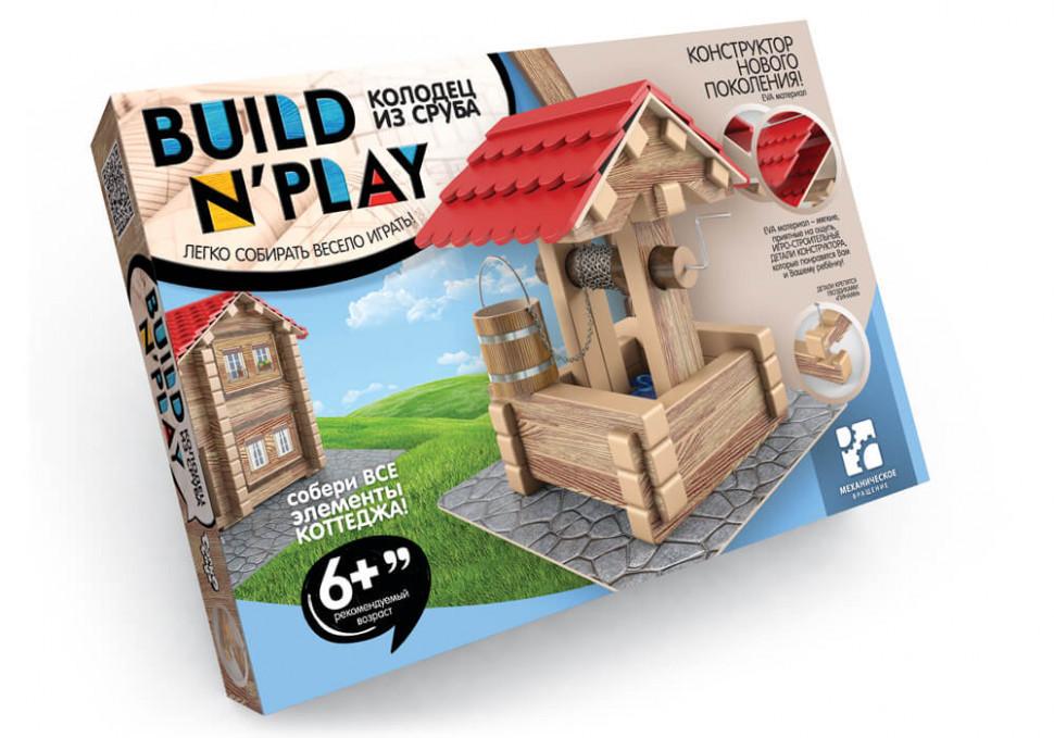 """Конструктор """"BUILDNPLAY"""" КОЛОДЕЦ 7645DT, развивающая игрушка, подарок ребенку"""