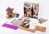 """Конструктор """"BUILDNPLAY"""" МЕЛЬНИЦА 7653DT, развивающая игрушка, подарок ребенку, фото 2"""
