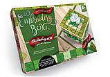 "Комплект креативного творчества ""Шкатулка Embroidery Box"" 6592DT, развивающая игрушка, подарок ребенку, фото 10"
