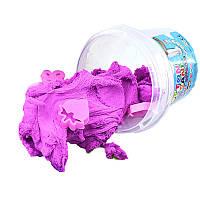 """Нано кинетический песок """"Magic Sand"""" 250 гр в ведре MCS-250, развивающая игрушка, подарок ребенку"""