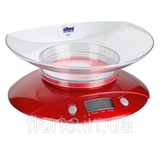 Весы кухонные электронные Elbee Lily 19215