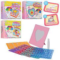 Набор для творчества MK0441 мозаика, развивающая игрушка, подарок ребенку