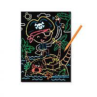 """Гравюра DoDo """"Пират"""" 300191, развивающая игрушка, подарок ребенку"""
