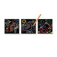 """Набор гравюр DoDo """"Драконы"""" 300215, развивающая игрушка, подарок ребенку"""