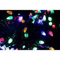 Гирлянда зерно 200LED 15м Микс (RD-7166), Новогодняя светодиодная гирлянда, Длинная гирлянда разноцветная, фото 1